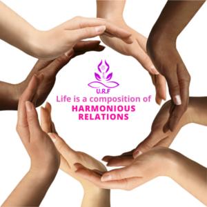 THE LAW OF HARMONIOUS RELATIONSHIP