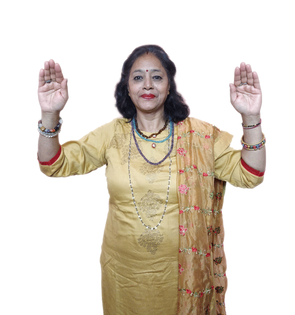 Spiritual Doctor Rupa Baranwal Reiki Grand Master