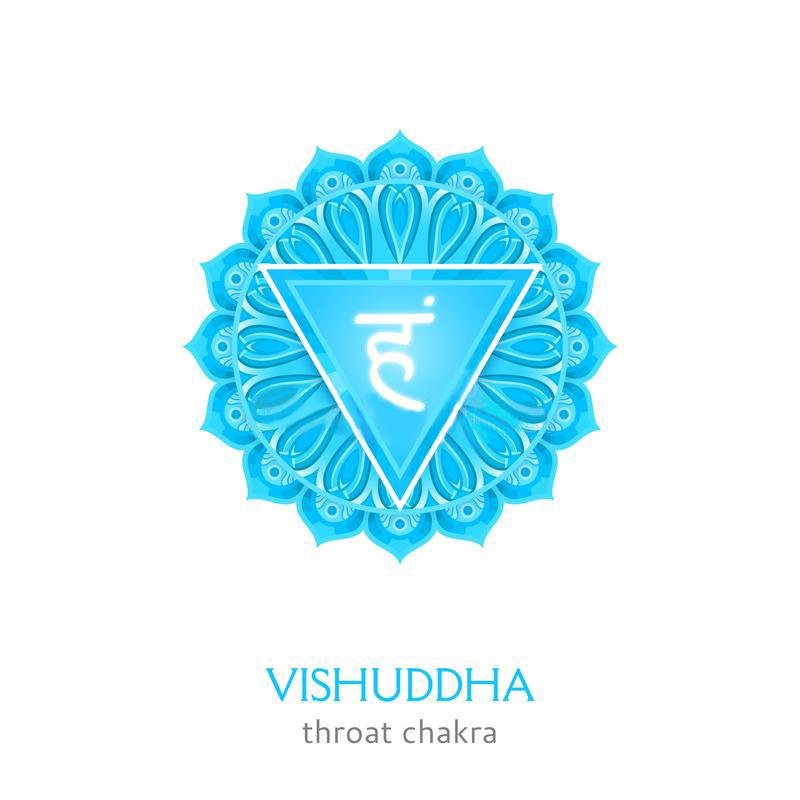 Everything about Throat Chakra: Reiki Healing on Throat Chakra (Vishuddha)